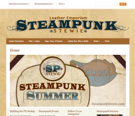 SteampunkStewie.com