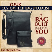 Your Custom Tech Bag Specialist http://blog.lisa-stewart.com/lisa-stewart-is-your-custom-tech-bag-specialist/