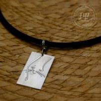 Bacchus Sterling Pendant http://www.lisa-stewart.com/jewelry/